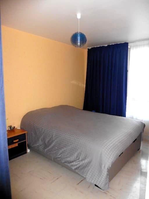 Jolie chambre dans appart de 5 pièces. GUYANCOURT - Guyancourt - Byt