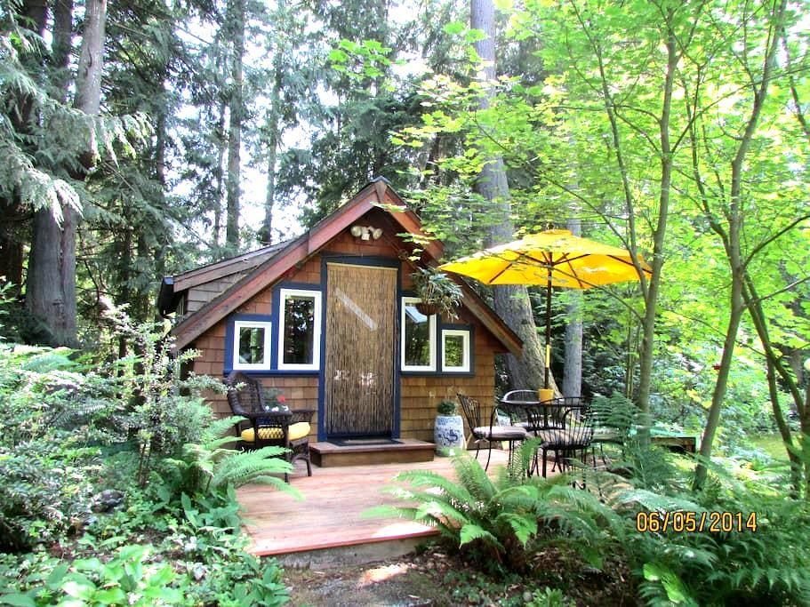 Cottage amongst the Cedars - Indianola - Cabin