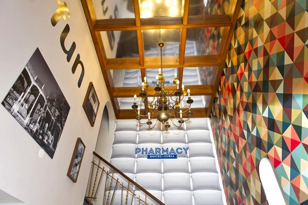 PHARMACY HOSTEL CURIA - Loft Suite - Tamengos