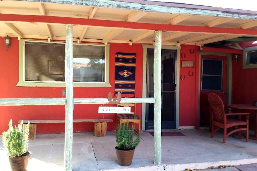 Cowboy cabin - Camp Verde - Srub