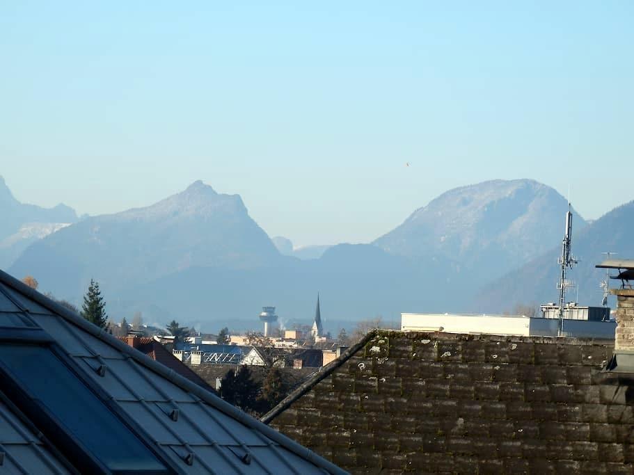 Amazing View - Salzburg - Apartemen