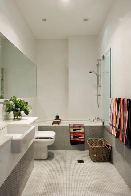 Bondi, Sydney, large modern room.