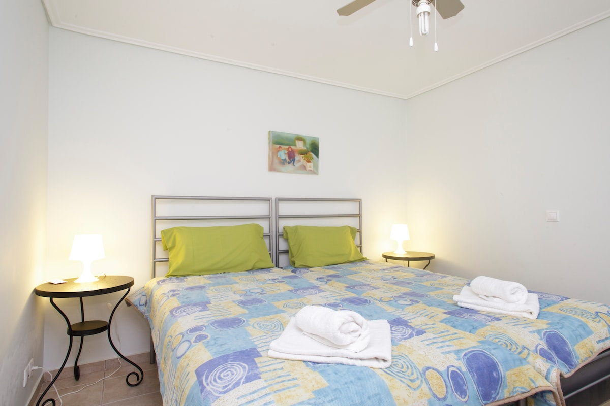 One of our comfortable bedrooms