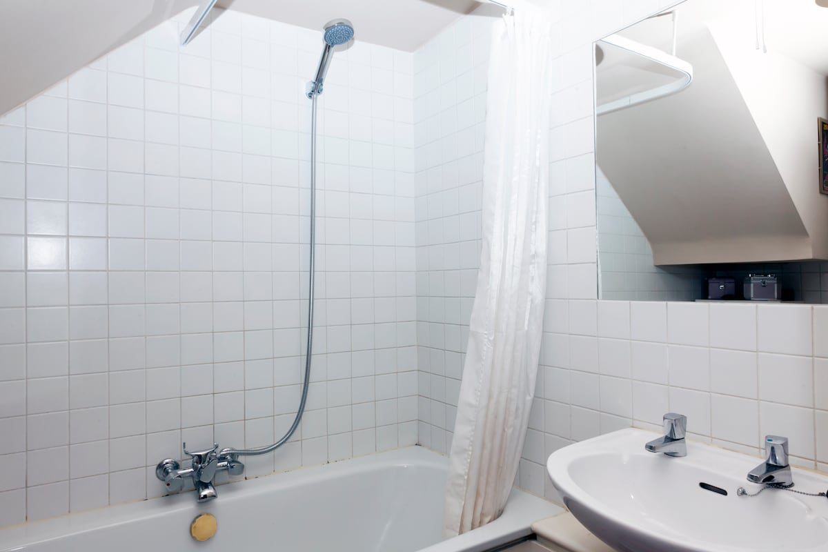 Ensuite Double &  Private Courtyard