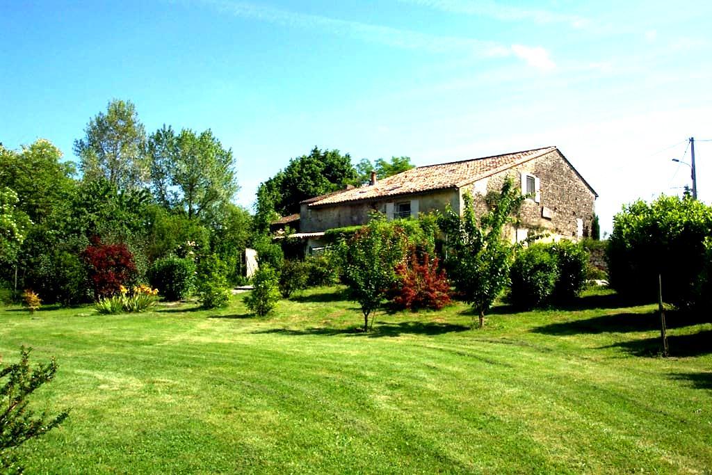 La grange de Bellefontaine- gîte - Bellefond