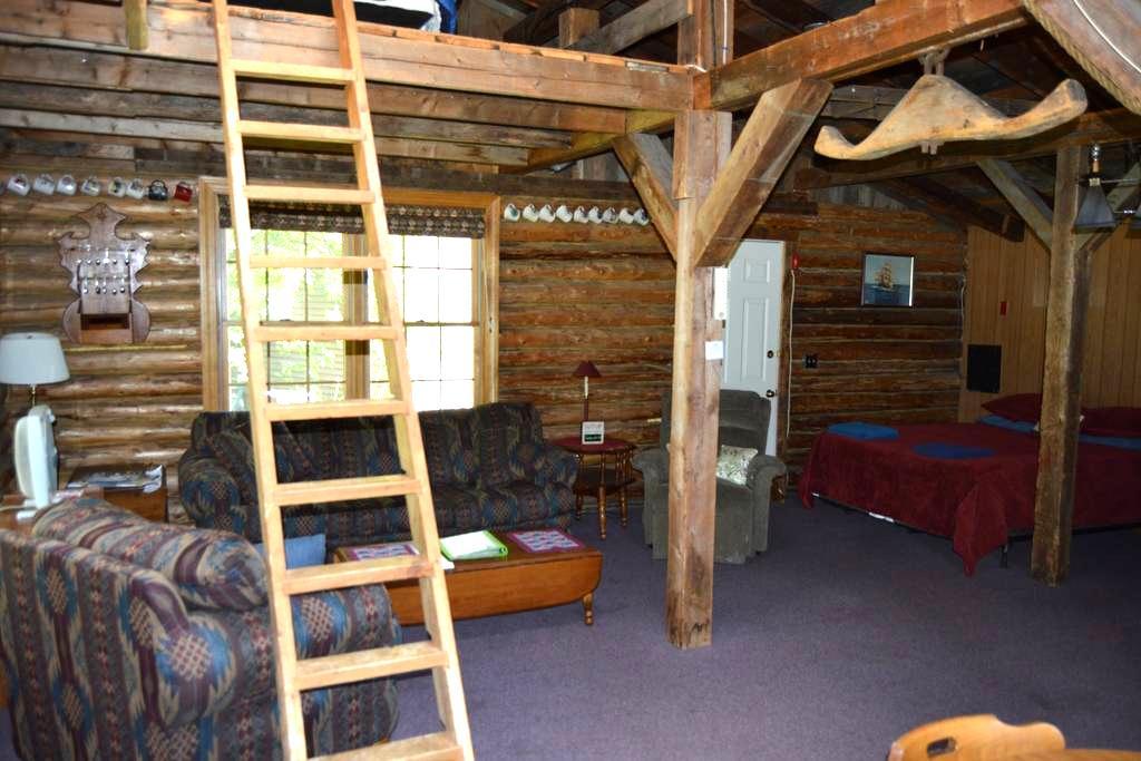 The Cabin -Skowhegan - Skowhegan