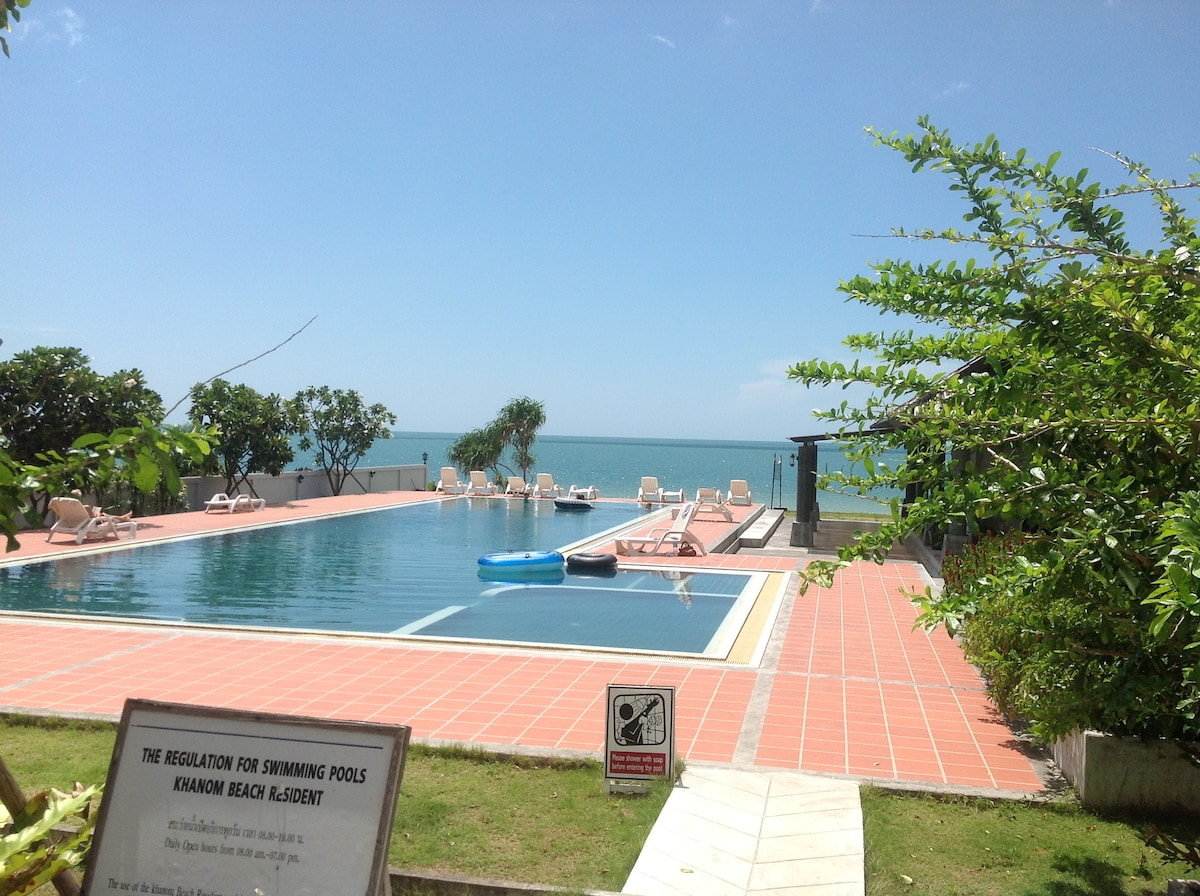 Thailand,sea view apartment