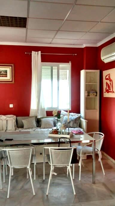 nice loft in the center  - Arcos de la Frontera - Huoneisto