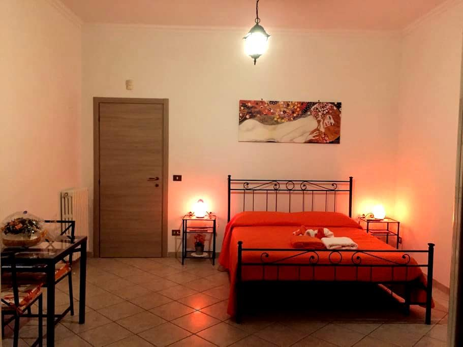 Appartamento vicino stazione e castello Bracciano - Bracciano - Appartement