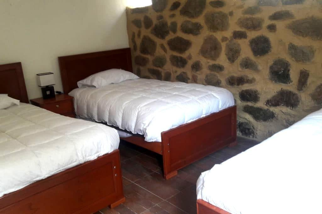 K'antu / Casa Pueblo - Ollantaytambo - Huis