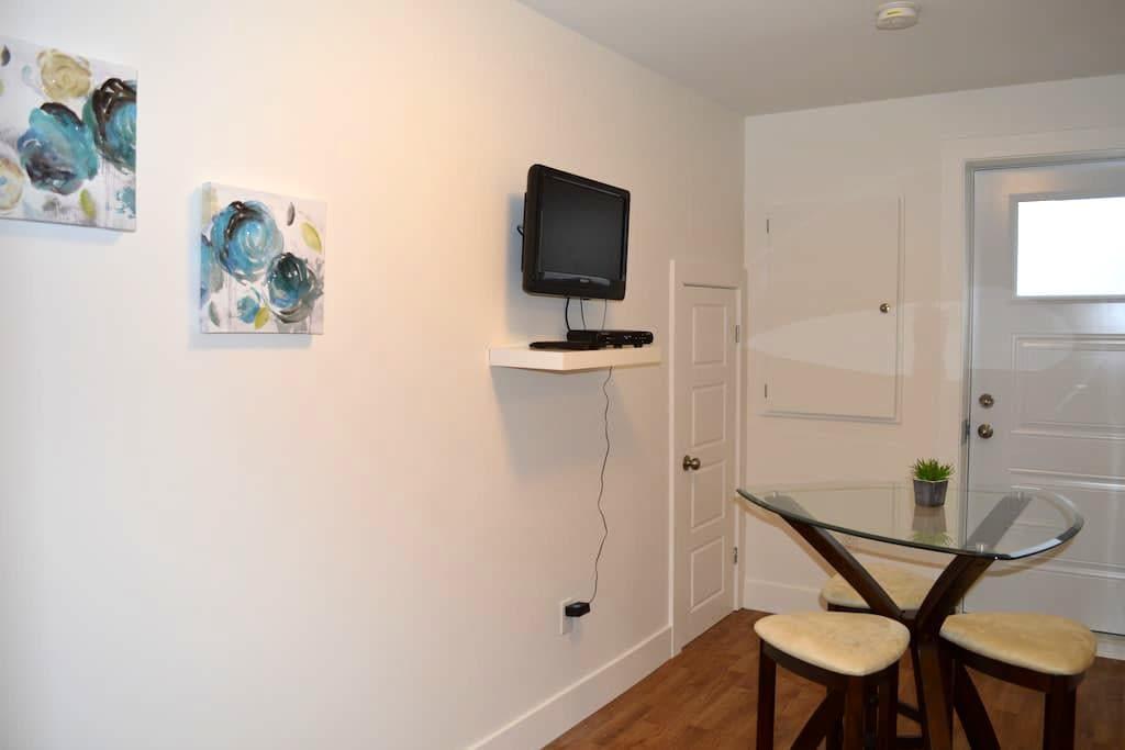 Private Micro-Apartment in the Heart of St. John's - St. John's - Lägenhet
