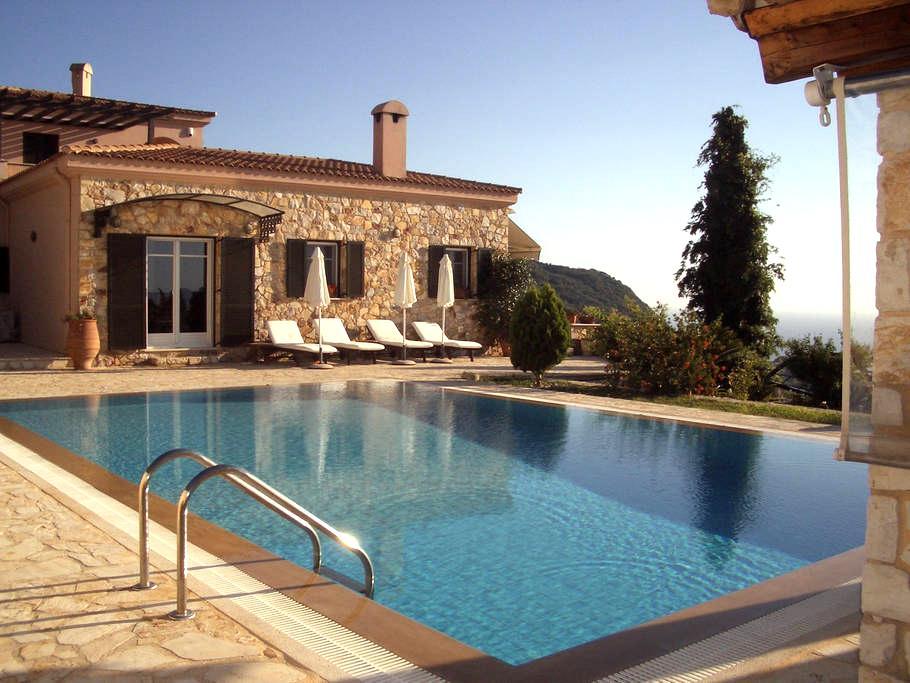 Villa Sunset Exclusive Pool - Kerkira - House