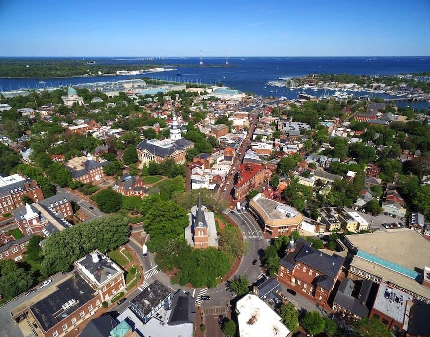 2B Annapolis  Apartment - Annapolis - Huoneisto