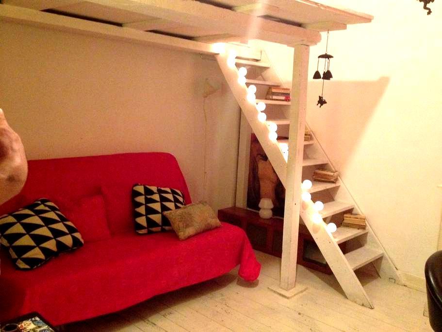 Bonita Habitación en  Bilbao la Vieja de Bilbao - Bilbo - Apartment