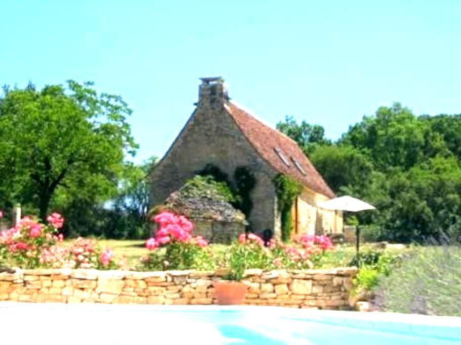 Bakkershuisje in de Lot, zuid-west Frankrijk - Salviac - Hytte