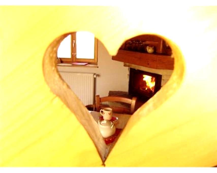 Le pigeonnier... un petit nid cosy - Sirod - Lakás