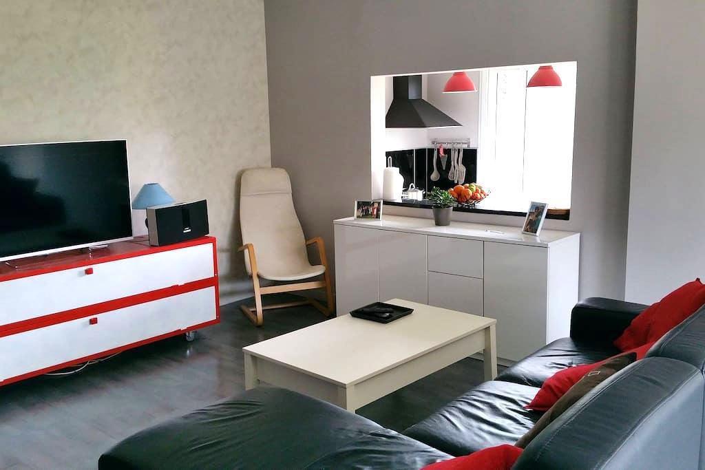 Chambre privée/ Quarto privado - Pessac - Casa