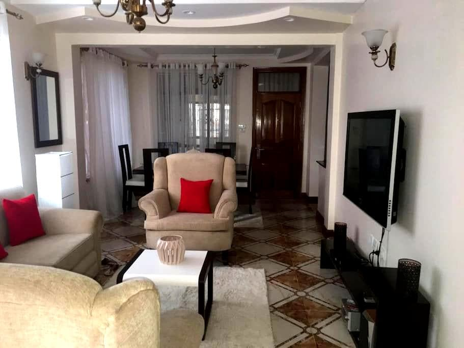 2 Bedroom Apartment in Westlands - Nairobi