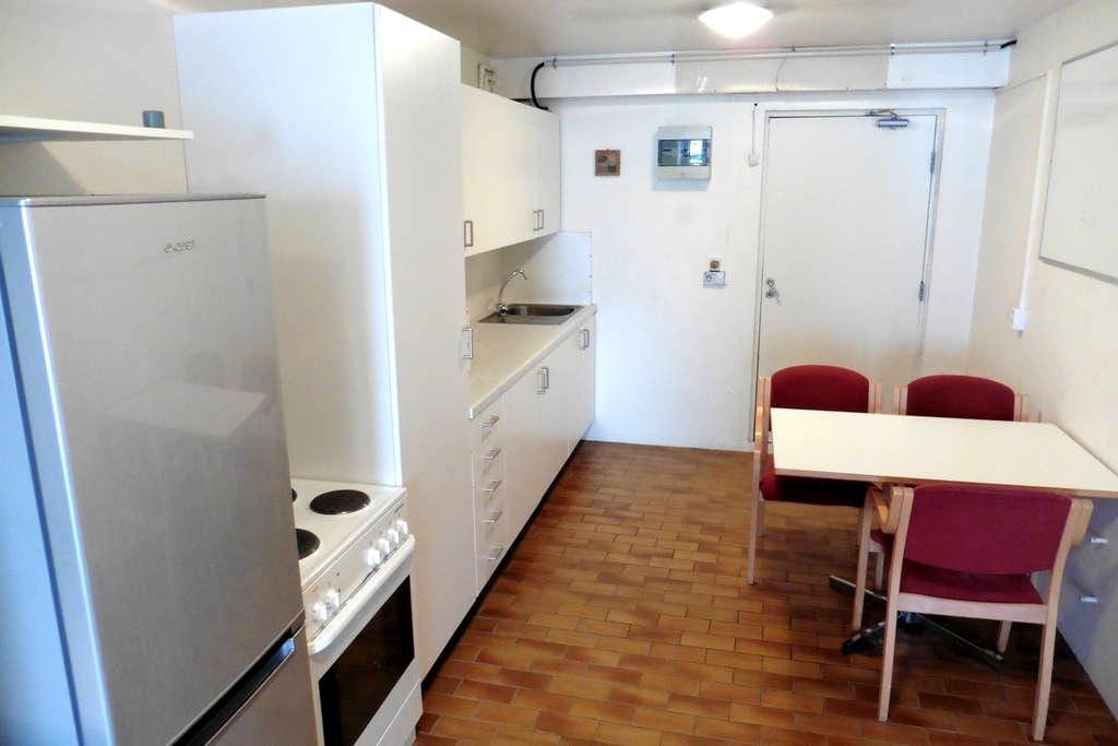 Art Hostel - #101 Family Apartment - Stokkseyri