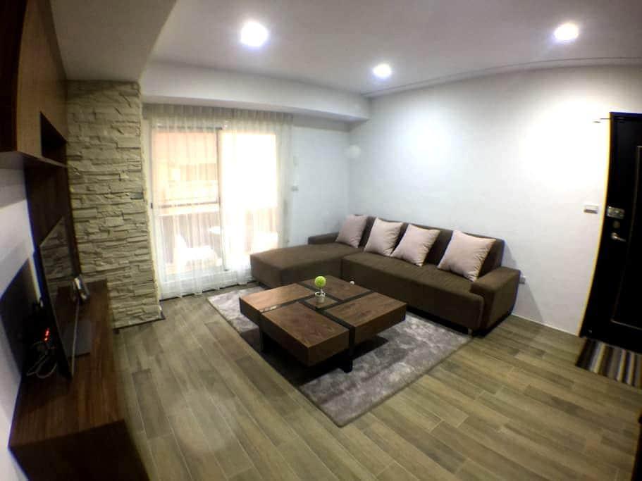 My home (Anping District) 近安平商圈 雙人房 - 安平區 - Apartment