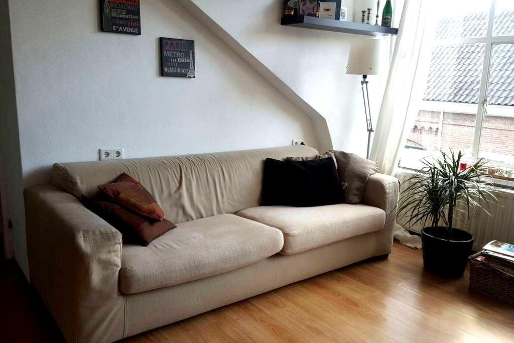 Appartement in centrum van Breda - Breda