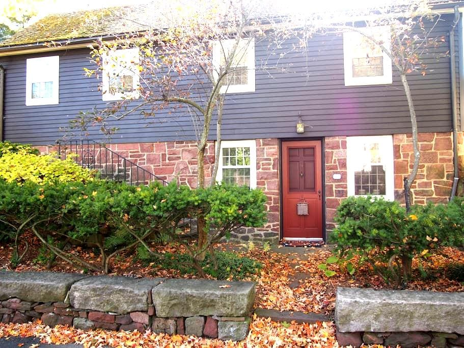 Charming New England Cottage - Farmington - Maison
