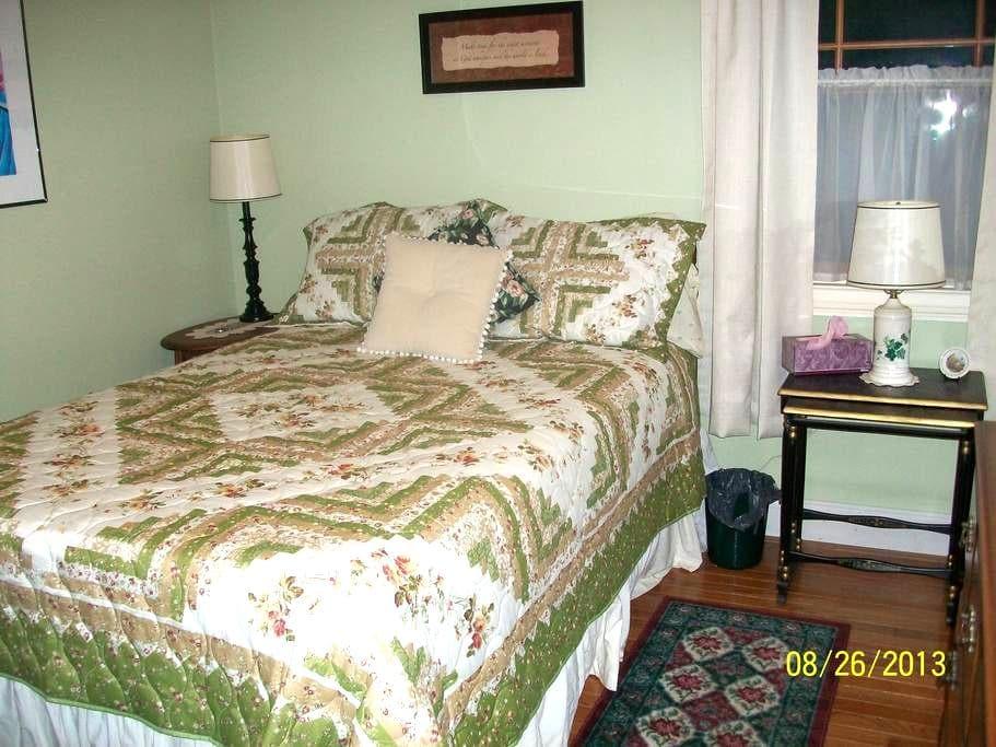 Cozy Double Bedroom, great location - Brewer