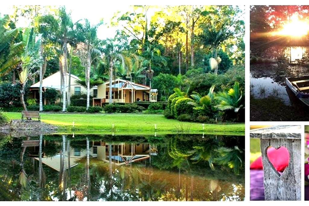 Kiwarrak Country Retreat -The Bower - Koorainghat - Apartment