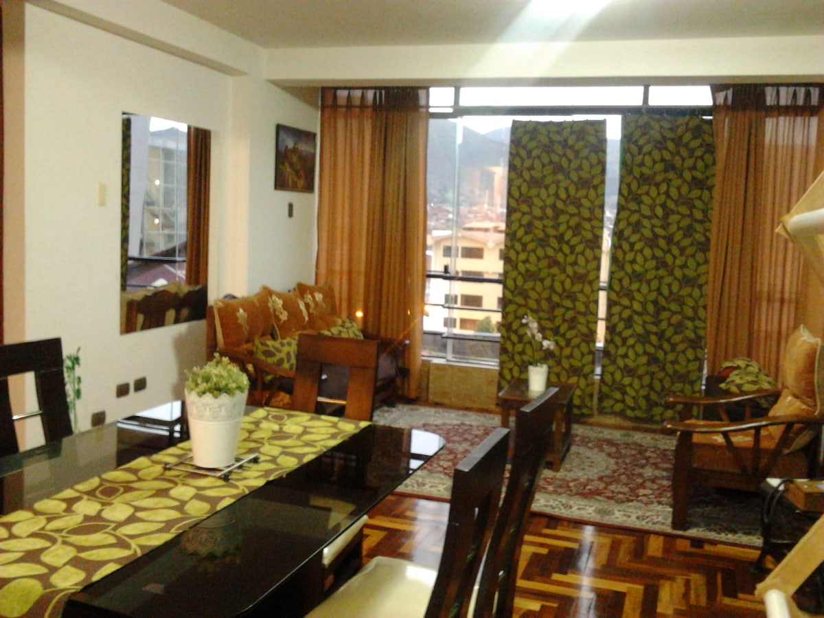 APARTMENT IN CUSCO
