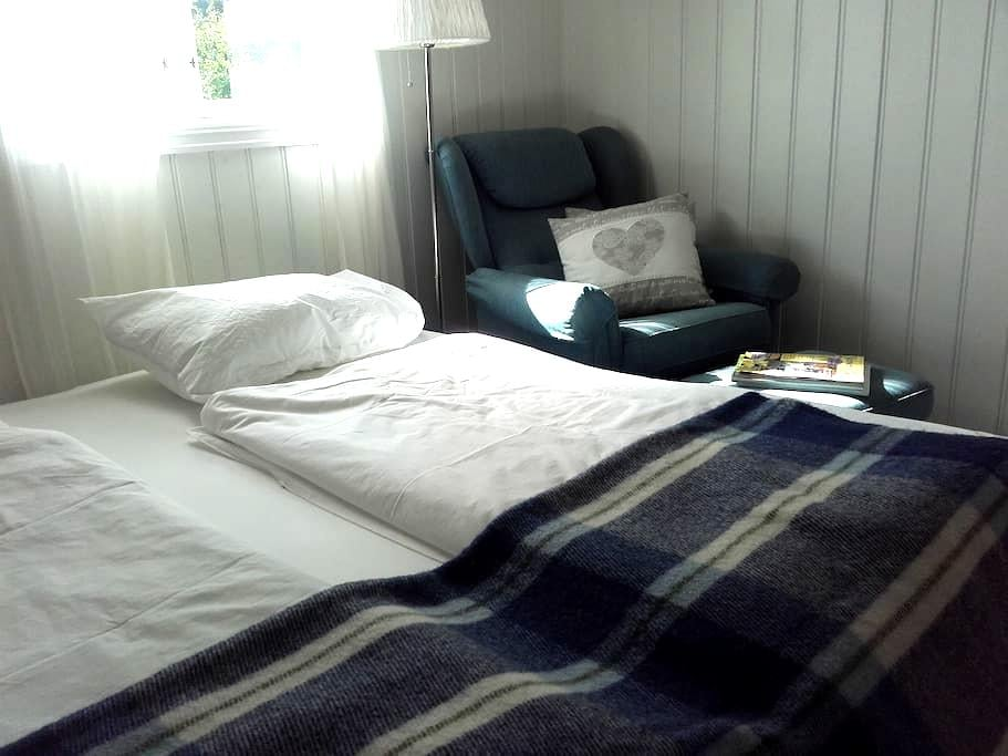 Private room - Geilo - in the nature- Haus im Wald - Hol