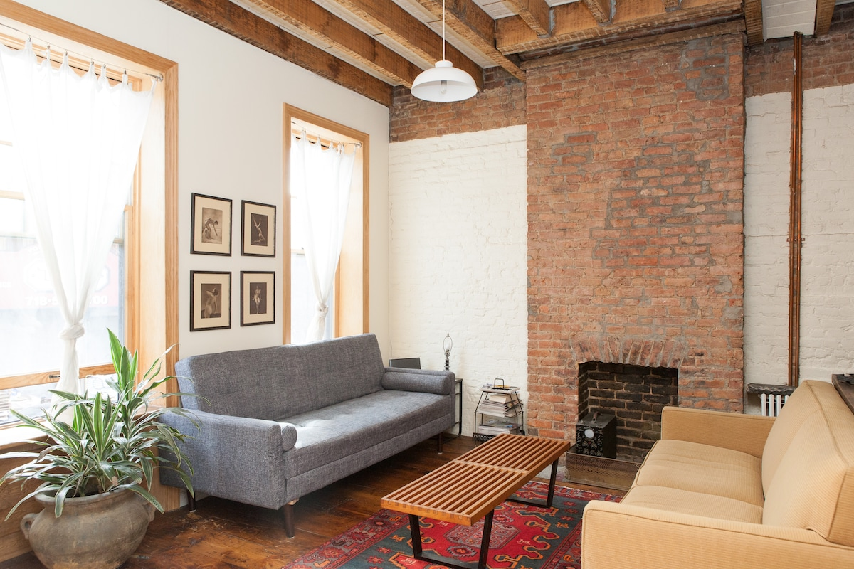 Greenpoint Waterfront Loft