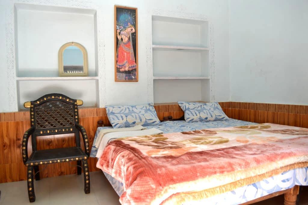 pushkar Atithi Guest House rooms - Pushkar - Casa