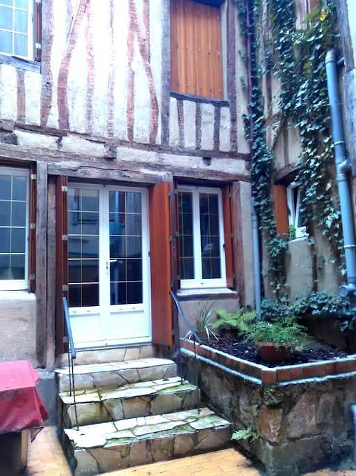 Maison au calme en coeur de ville! - Limoges - Hus