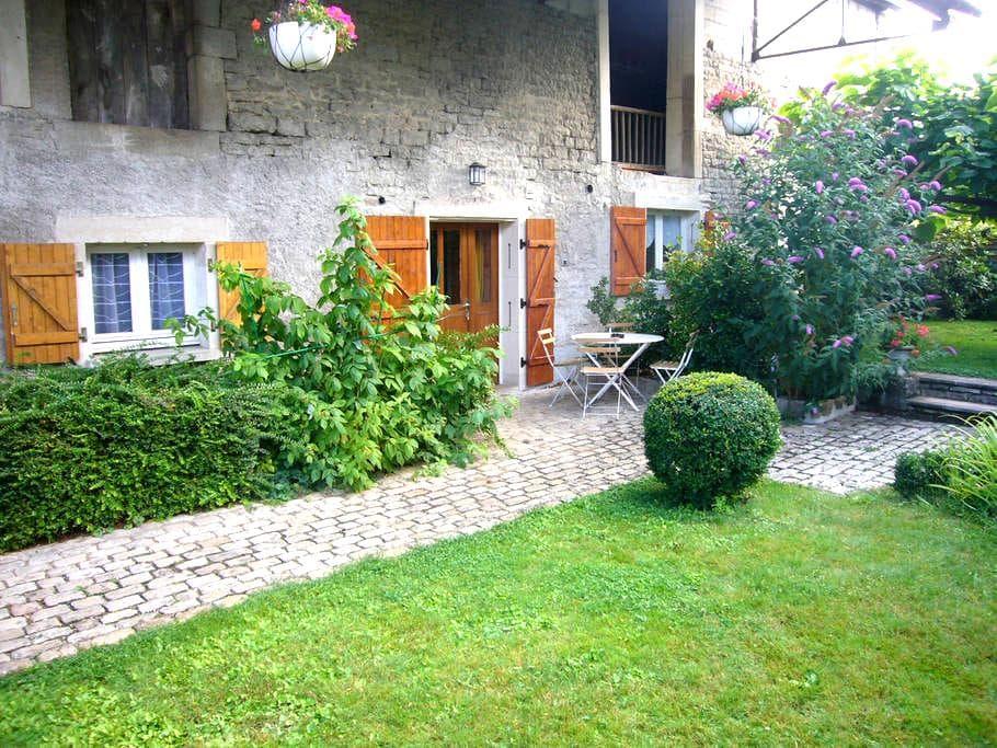 Appartement aux portes de Dijon - Saint-Apollinaire