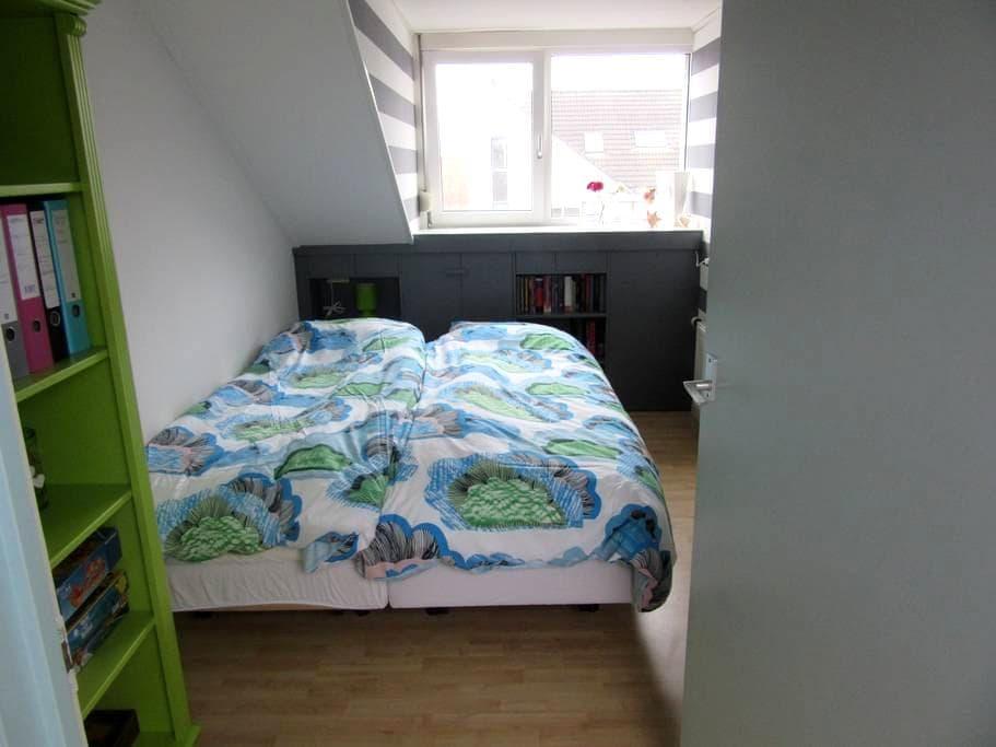 Comfortabel en ruim verblijf in Veenendaal - Veenendaal - Apartmen