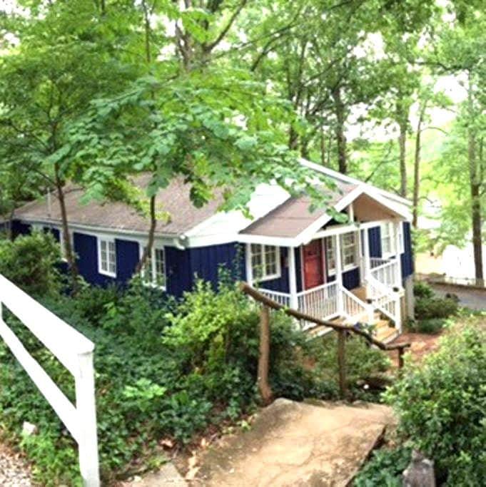 Cottage on Beautiful Lake Lanier - Landrum