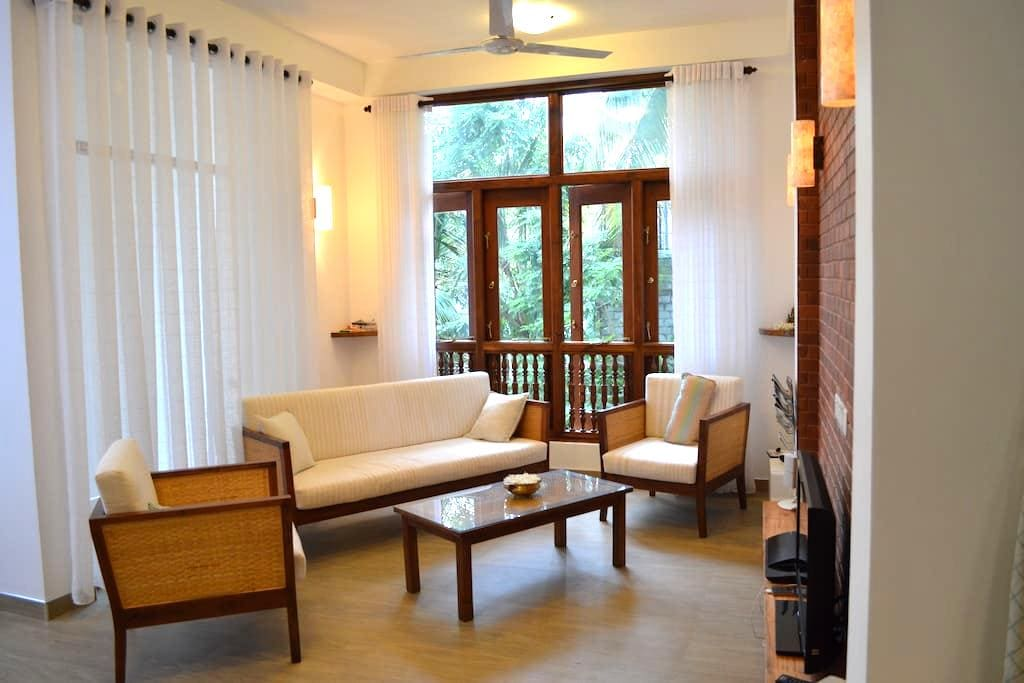 Charming apartment in Negombo - Negombo - Apartment