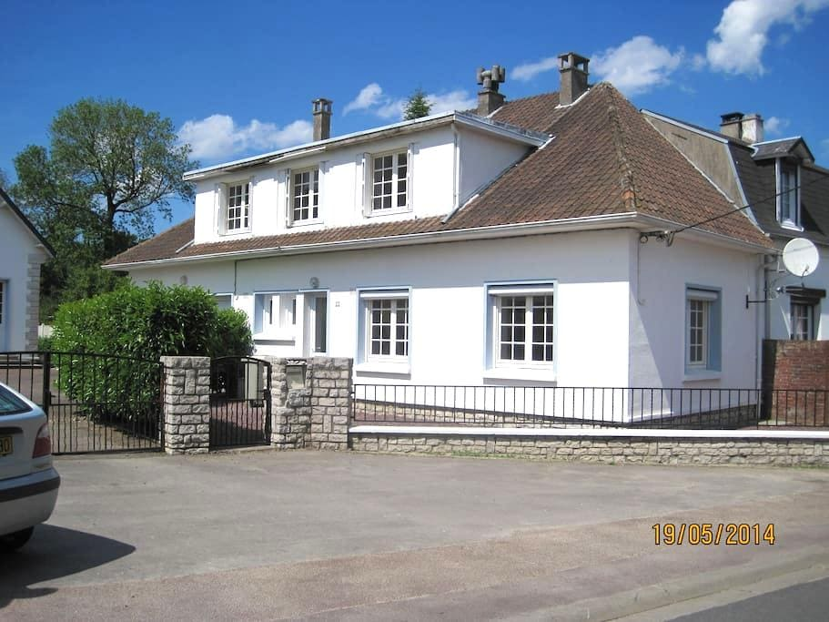 maison plein sud proche St Valéry - Friville-Escarbotin