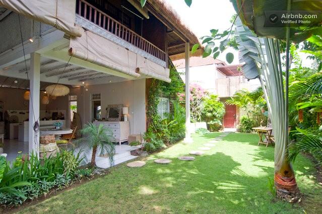 Casa Mia's garden