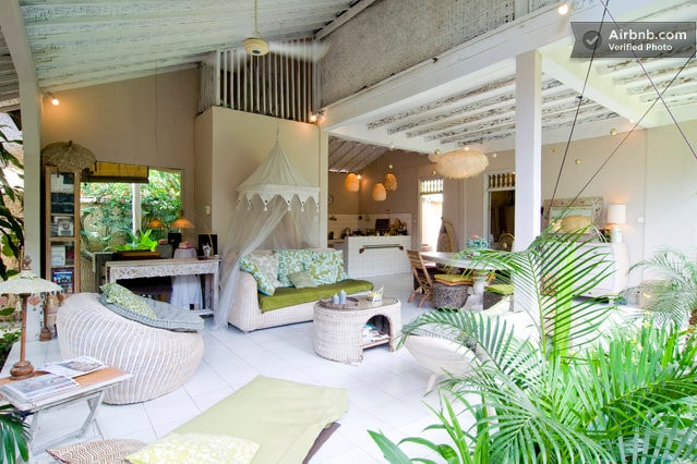 Casa Mia open Living room