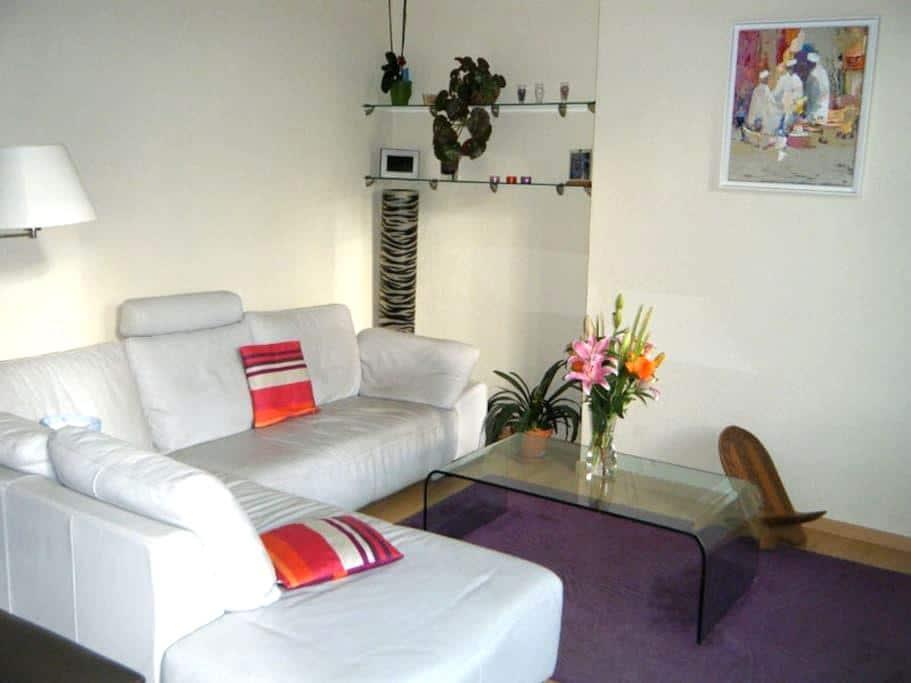 Chambre dans Appt 92m² au Havre calme & refait à 9 - Le Havre - Appartement