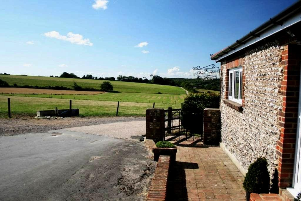 Character FARM holiday cottage - Findon - Lägenhet