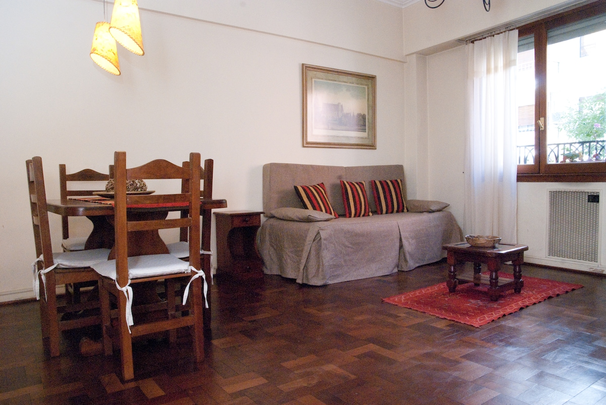 Recoleta well located Apt 1 bedroom