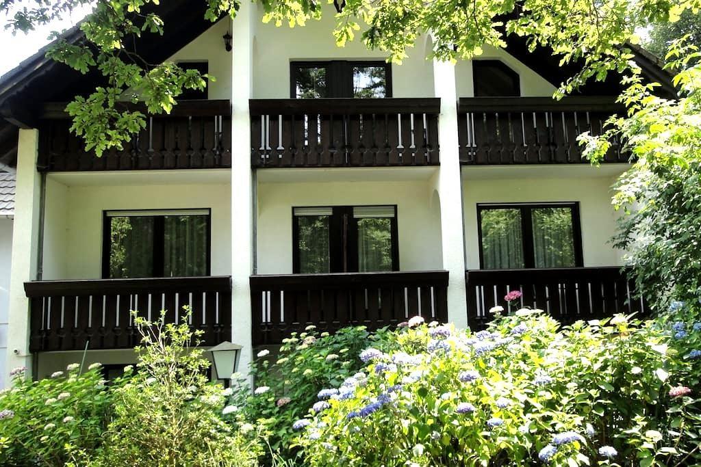 Heiderhof Apartment Rudolph - Obersteinebach