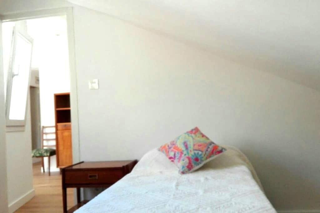 Cosy 3 rooms apartment - Luarca, Principado de Asturias, ES - Apartemen
