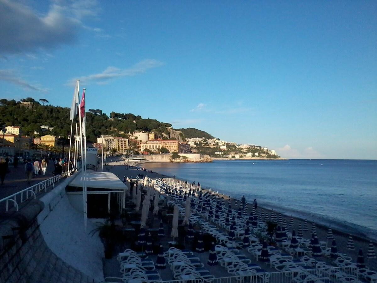 Nice Riviera centre ville