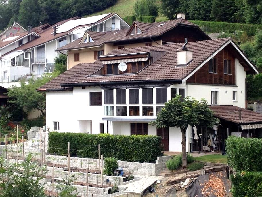 "Holiday apartment ""Monte Castello"" - Wolhusen - Apartemen"
