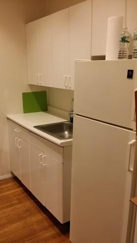 Separate Full Kitchen.