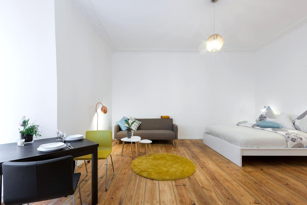 Beautiful and central - Berlin - Apartment