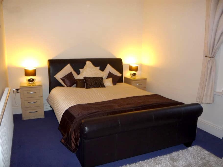 J37 of M1 En-Suite Double Room & King -Barnsley - Barnsley - Rumah